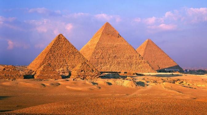 Giza Necropolis