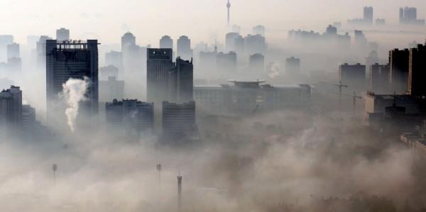 Kota berbahaya Linfen Tiongkok
