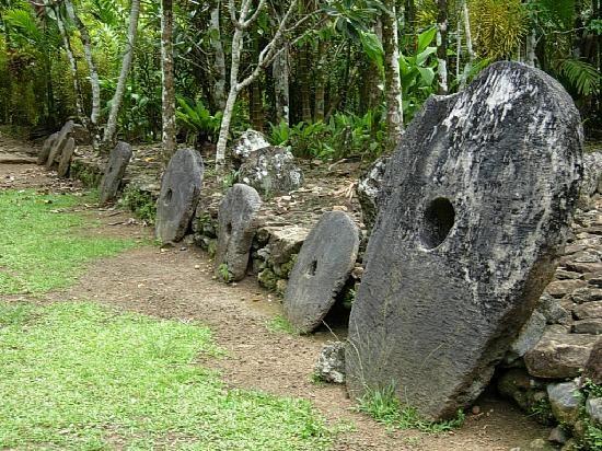 Uang Dari Batu Pulau Yap