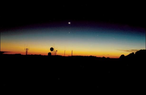 Konjungsi Venus dan Jupiter