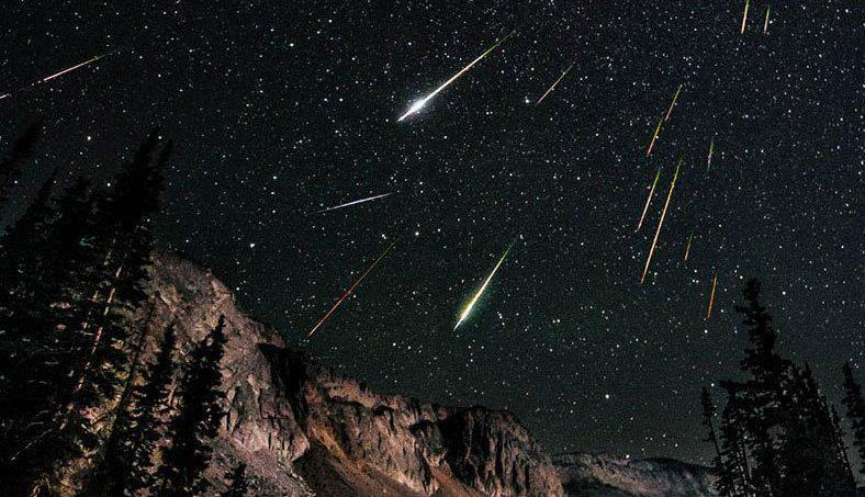 Puncak Hujan Meteor Eta Aquarids