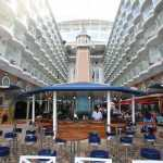 Launch of Royal Caribbean International's Allure of the Seas