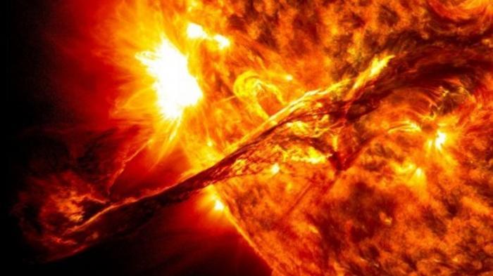 Gas Hidrogen Lebih Panas dari Matahari